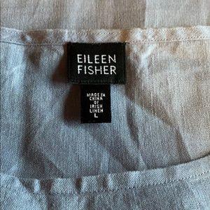Eileen Fisher Tops - Eileen Fisher Irish Linen Top